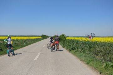 Antrenament 130 km - BikePoint