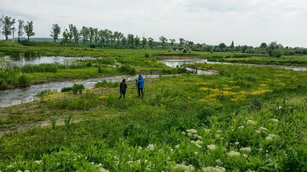 Intrarea in Delta Comana