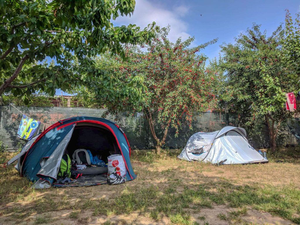 Campingul Turtle Camp Greci