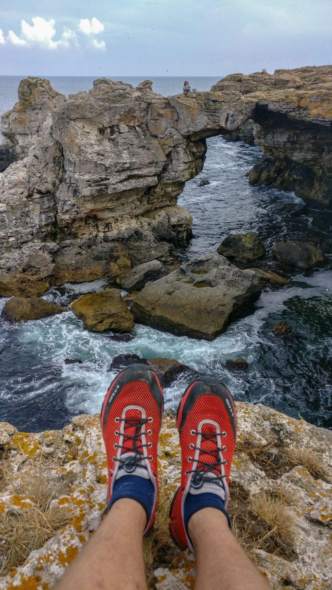 S-Karp on the rocks
