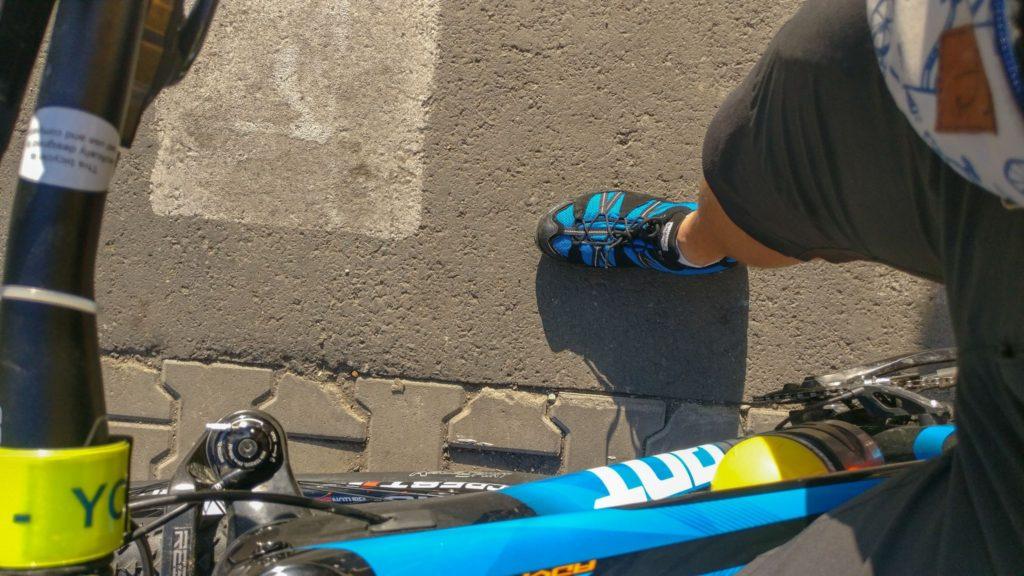 Test pantofi ciclism S-Karp Bike - thebikepoint.ro