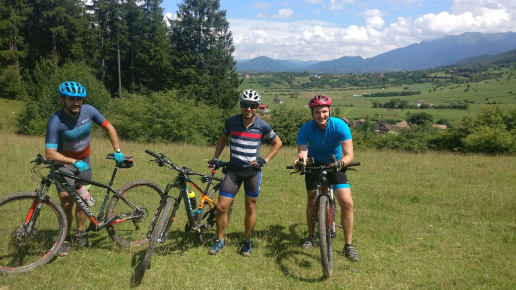 BikePoint la recunoasterea Zarnesti MTB
