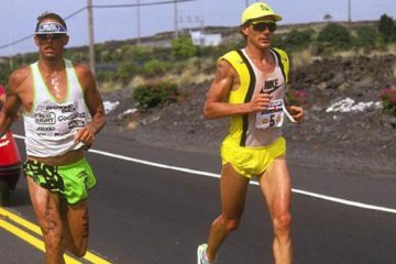 Ironwar 1989 - Dave Scott and Mark Allen