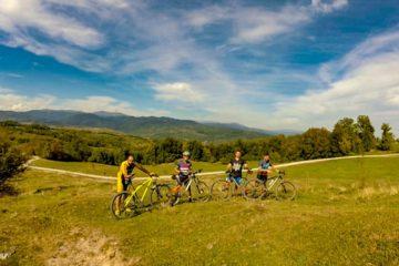 Echipa #BikePoint la Pucioasa