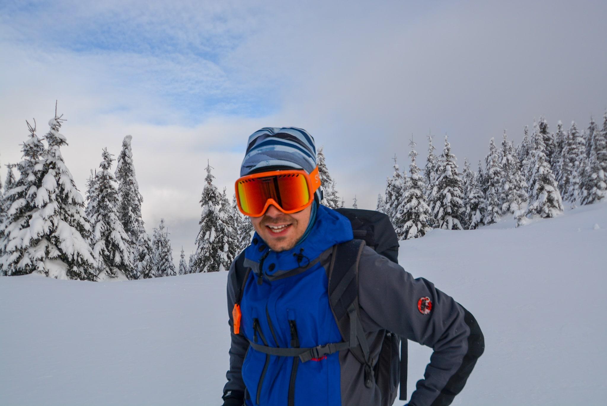 Fericirea unei zile pe munte