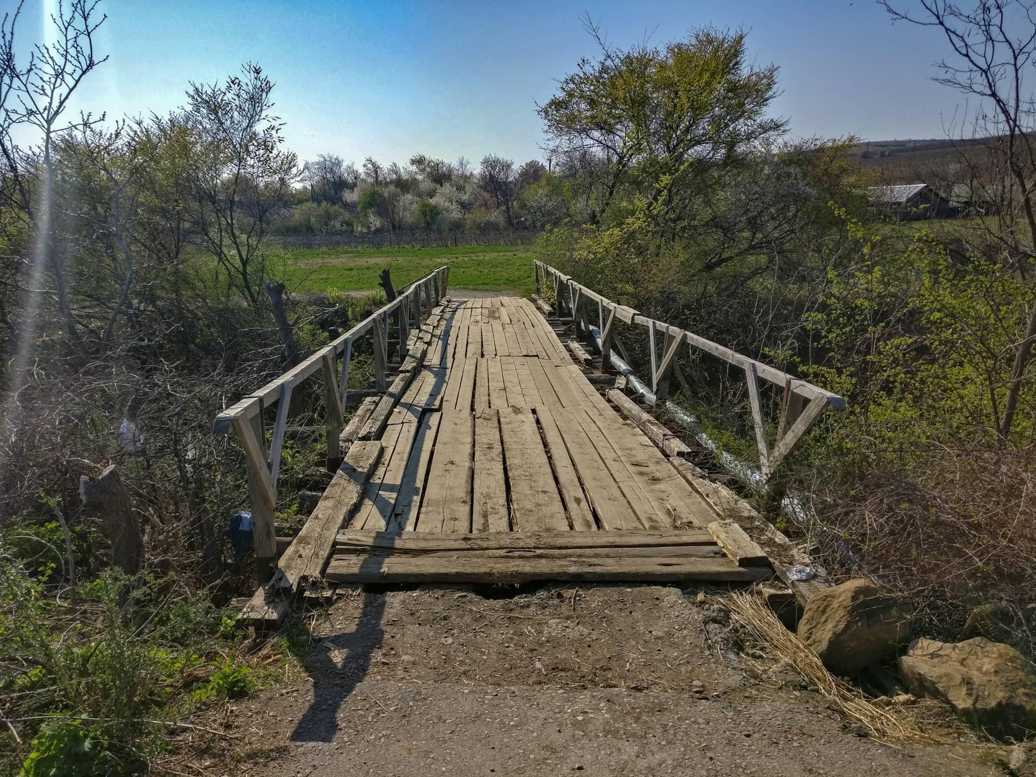 Podul ce trebuie trecut