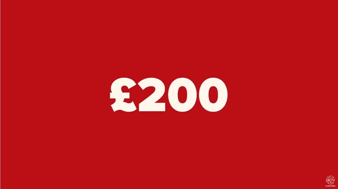Costurile anuale de intretinere ale unei biciclete