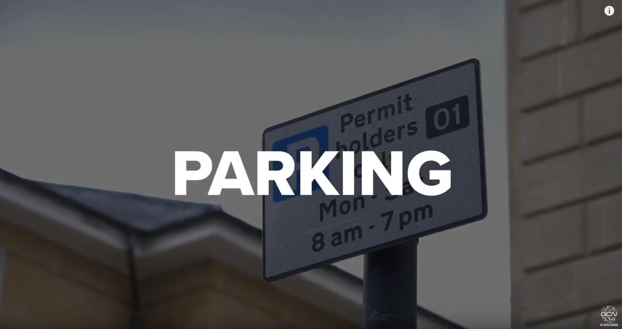 """Nu exista problema """"locului de parcare"""""""