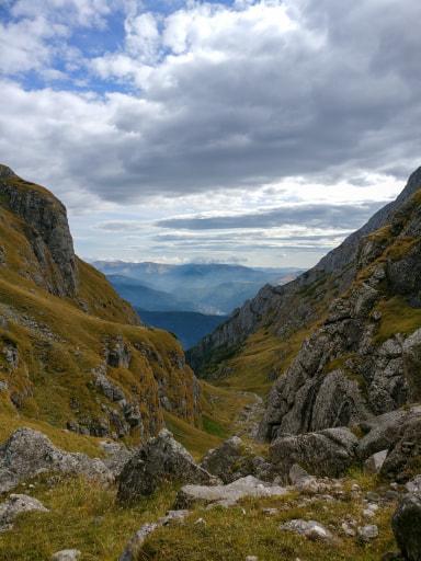 Valea Morarului, langa Bucsoiu