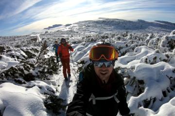 Cea mai buna zi, de schi de tura in Bucegi - thebikepoint.ro
