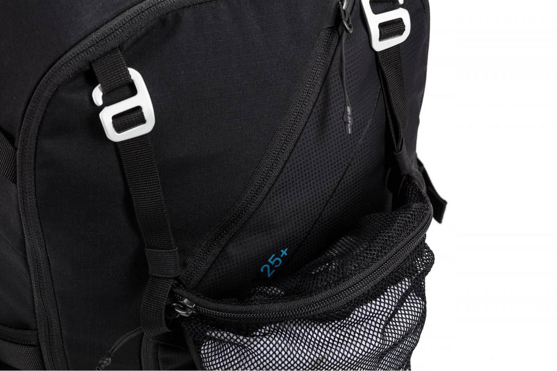 suportul dedicat pentru casca de ciclism - rucsacul cube ox25+ | thebikepoint.ro