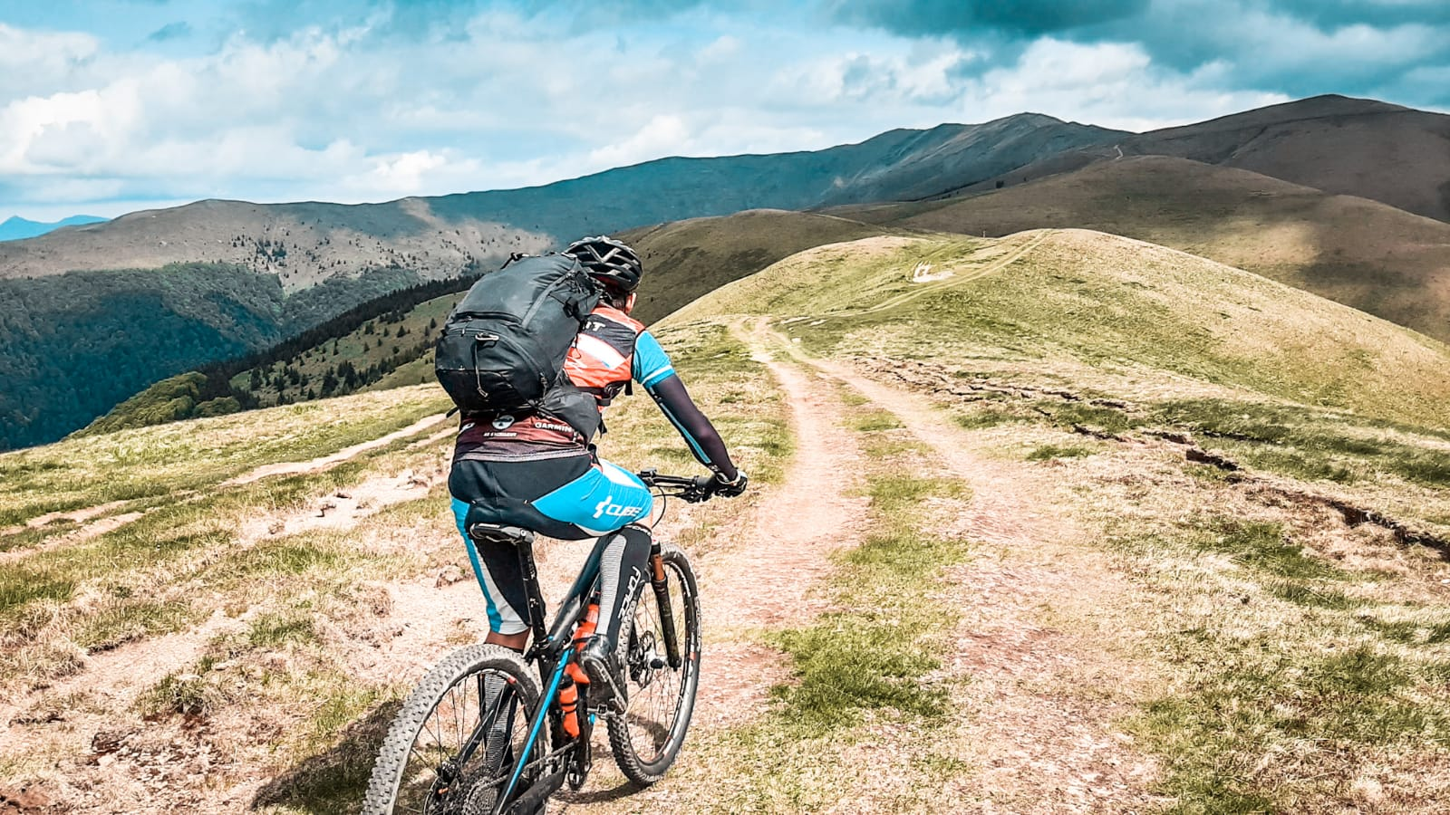 la teste rucsacul cube ox25+ | thebikepoint.ro