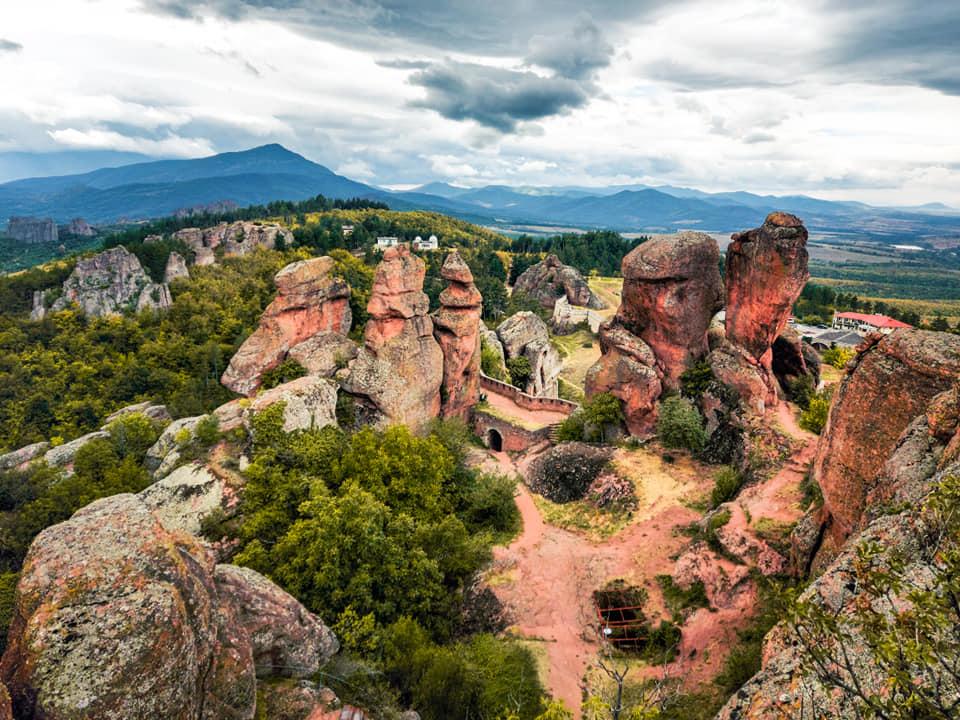 Bulgaria 2020, Cetatea Belogradchik - thebikepoint