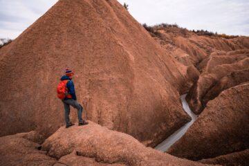 Fotografii de noiembrie la Vulcanii Noroiosi - thebikepoint