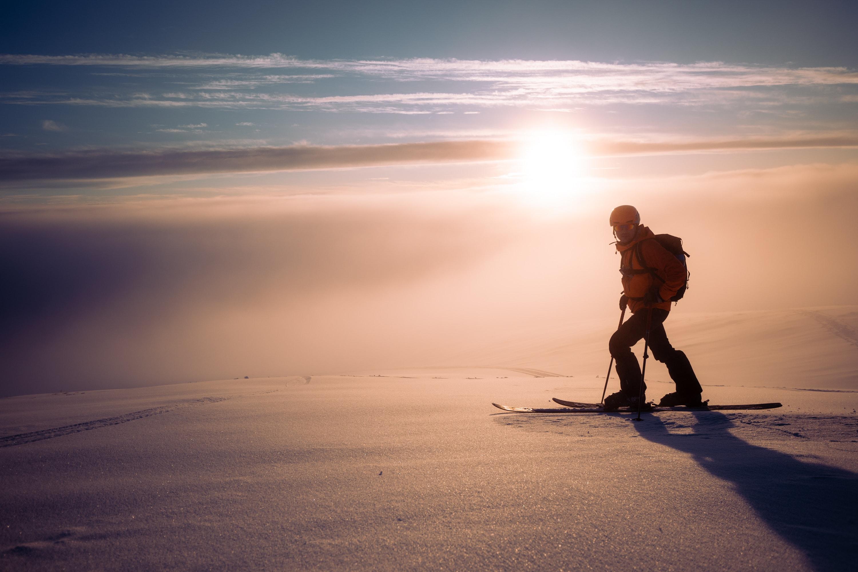 2 zile epice de schi de tura si freeride la Vf Vanturis