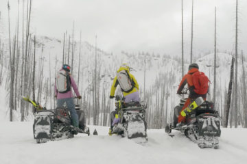 Teton Gravity Research - SNOW PONY
