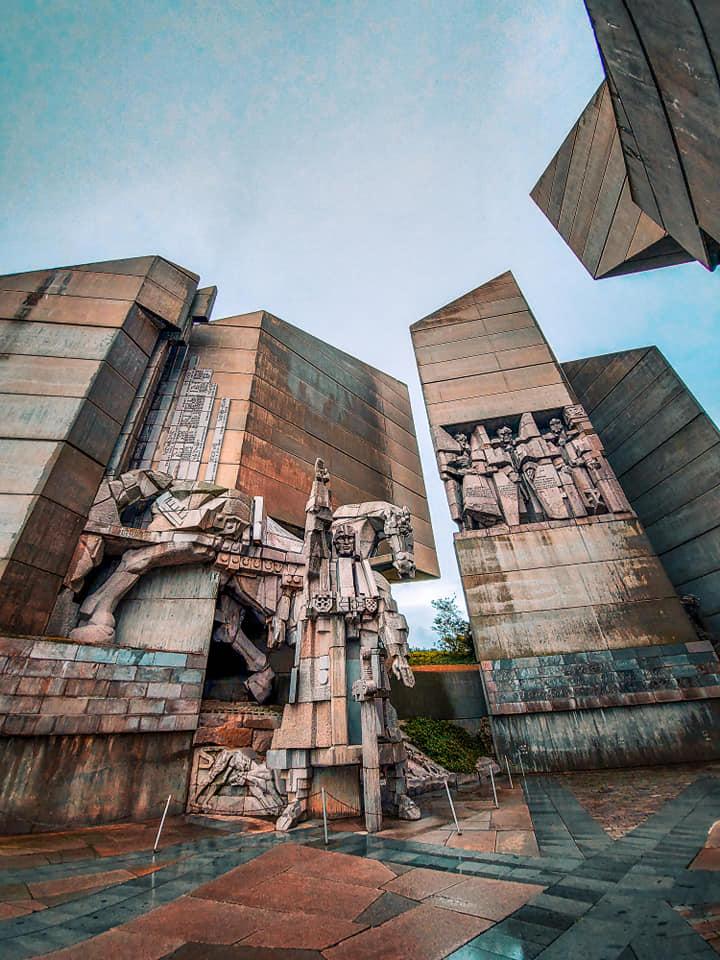 Monumentul de la Shumen