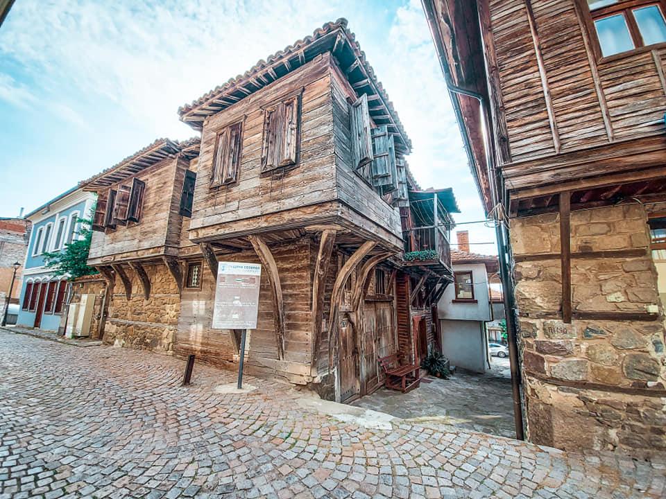 Casele vechi din Sozopol