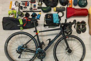 Kit review pentru prima mea tura de bikepacking (in Vama)