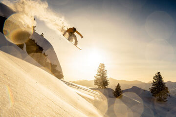 The Eternal Beauty Of Snowboarding